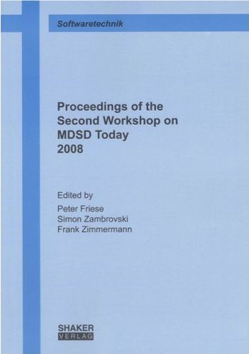 MDSD Today 2008 Proceedings